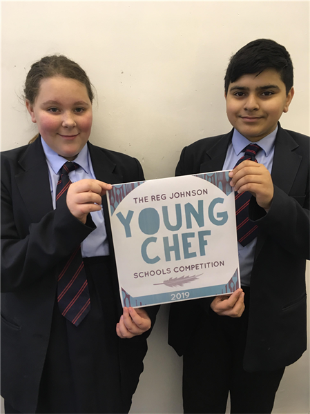 Young Chefs Finalists